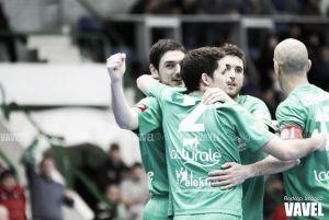 Magna Navarra - Palma Futsal: los cuartos más igualados