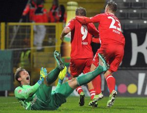 Aalen 1-2 Union Berlin: Union see off Aalen with a second half comeback