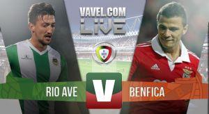 Resultado Rio Ave vs Benficaen la Liga Portuguesa 2015(2-1)