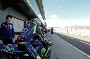 """MotoGp - Rossi preoccupato: """"Soffriamo sul passo"""", Vinales ottimista: """"Buon ritmo"""""""