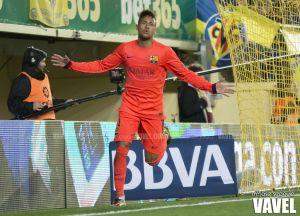Neymar en la convocatoria de Brasil