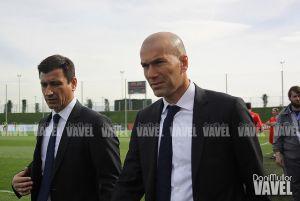 """Zidane: """"Pogba tiene gran potencial, es lógico que el Madrid se interese"""""""