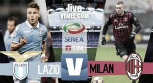 Risultato finale Lazio - Milan in Serie A 2016/17 (1-1): Finisce 1-1 all'Olimpico con i gol di Biglia e Suso