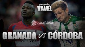 Granada CF - Córdoba CF: creer es poder