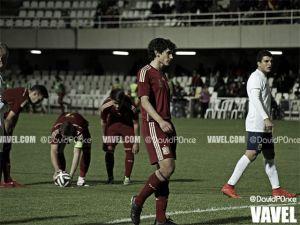 Jesús Vallejo debuta con la Sub-21 como titular y con victoria