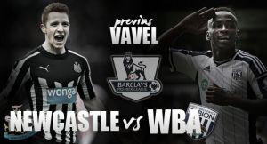 Newcastle United - West Bromwich Albion: el miedo al fracaso