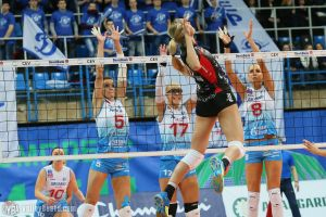 Busto Arsizio si qualifica per la Final Four di Champions League femminile