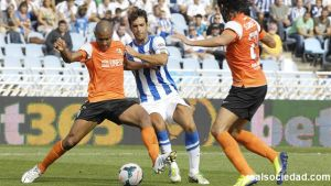 Real Sociedad - Málaga: puntuaciones de la Real Sociedad, jornada 5