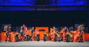 MotoGP: KTM launch three new teams in Munderfing
