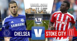 Resultado Chelsea vs Stoke City en la Premier League 2015 (2-1)