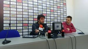 "Aitor Zulaika: ""Hemos hecho demasiados kilómetros para poco juego"""