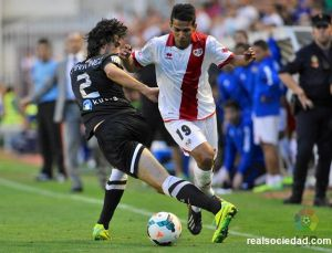Rayo Vallecano - Real Sociedad: puntuaciones de la Real Sociedad, jornada 8