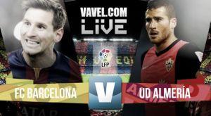 Diretta Barcellona vs Almeria, live il risultato della partita di Liga Spagnola (4-0)