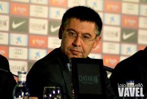 """Bartomeu: """"La idea es fichar jugadores y dejarlos cedidos"""""""