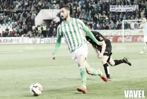 Vadillo rescinde su contrato con el Real Betis
