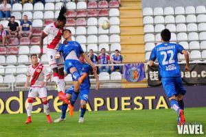 Rayo - Getafe: puntuaciones del Getafe, jornada 36 de la liga BBVA