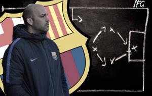 La pizarra de Gabri: fútbol total