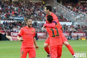 El Barça logra su séptima semifinal de Champions en ocho años