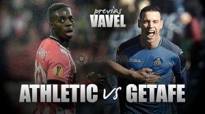Athletic - Getafe: rugir otra vez