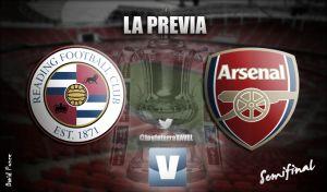Reading - Arsenal: ¿salvamos la temporada?