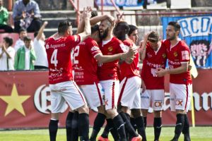 El ímpetu del Espanyol B no es suficiente para frenar al Nàstic