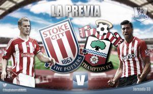 Stoke City - Southampton: a mantener el ritmo