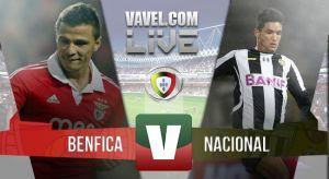 Resultado Benfica vs Nacionalen la Liga Portuguesa 2015(3-1)