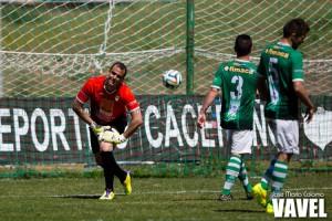 Pontevedra CF - CP Cacereño: distanciarse único objetivo