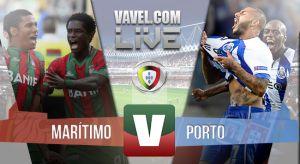 Resultado Maritimo vs Porto en la Taça da Liga 2015 (2-1)