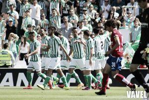 El Real Betis cuenta las horas para volver a la gloria