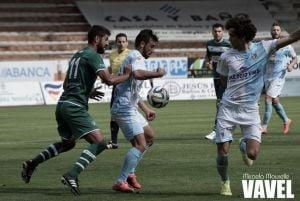 Fotos e imágenes del SD Compostela 1-1 Coruxo FC de la jornada 34, Segunda División B Grupo I