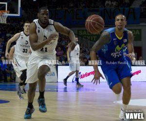 Fotos e imágenes del Movistar Estudiantes - Bilbao Basket, 27ª jornada de la Liga Endesa