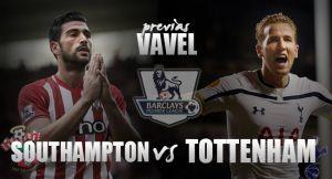 Southampton - Tottenham: último tren a Europa