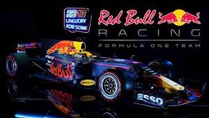 Red Bull desafía a la mala suerte con el RB13