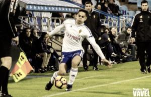 """Fran Rodríguez: """"Tenemos que afrontar cada partido sin mirar hacia abajo"""""""