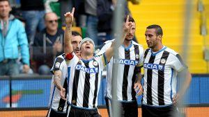 Udinese Genoa 1-1: Perotti risponde a Di Natale
