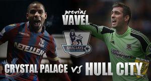 Crystal Palace - Hull City: tranquilidad e inseguridad se mezclan en Selhurst Park