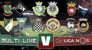 Resultados ao minuto: Jornada 33 da Primeira Liga