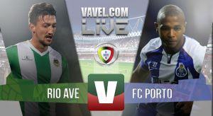 Resultado Rio Ave vs Porto en la Liga Portuguesa 2015 (1-3)