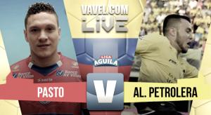Resumen Deportivo Pasto 1-0 Alianza Petrolera en Liga Águila 2017