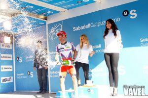 """Joaquim Rodríguez: """"Ganar en Arrate te llena muchísimo como ciclista"""""""