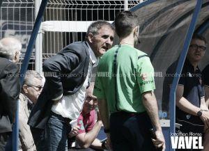 """Paco Herrera: """"No quiero asustar pero el Zaragoza se parece al Córdoba del año pasado"""""""