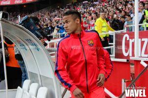 Neymar le tiene cogida la medida al Paris Saint-Germain