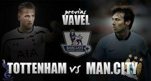 Tottenham Hotspur - Manchester City: dos guepardos en modo 'lindo gatito'