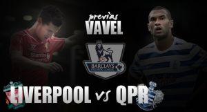 Liverpool - Queens Park Rangers: pelea antigravitatoria