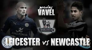 Leicester City - Newcastle United: al borde del abismo