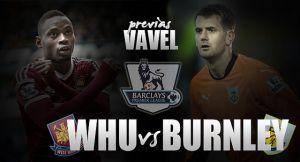 West Ham United - Burnley: la penúltima esperanza de los 'clarets'