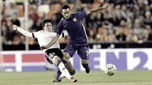 Resumen Valencia CF 5-0 Málaga CF en La Liga Santander 2017 (5-0)