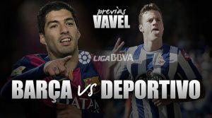 Barcelona - Deportivo: colarse en una fiesta buscando 'Lo imposible'