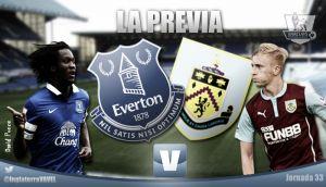 Everton - Burnley: la nada contra el todo